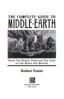 An A Z Of Jrr Tolkien's The Hobbit [Pdf/ePub] eBook