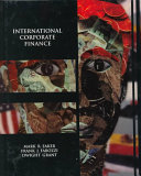 International Corporate Finance Book