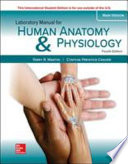 LAB MANUAL for HUMAN ANATOMY and PHYSIOLOGY MAIN VERSION 4E