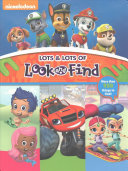 Lots of Look & Finds Nick Jr