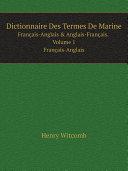 Pdf Dictionnaire Des Termes De Marine Telecharger