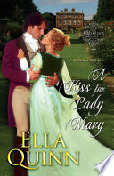 A Kiss for Lady Mary Book PDF
