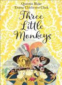 Three Little Monkeys. Book & CD