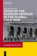 Voice of the Silenced Peoples in the Global Cold War Pdf/ePub eBook