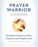 Prayer Warrior Journal Book