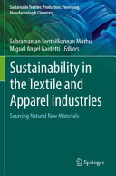 Sustainability in the Textile and Apparel Industries Book