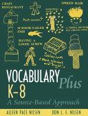 Vocabulary Plus K 8