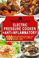 Electric Pressure Cooker   Anti inflammatory