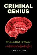 Criminal Genius Pdf/ePub eBook