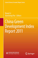 China Green Development Index Report 2011