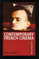 Contemporary French Cinema