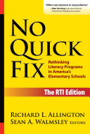 No Quick Fix The Rti Edition