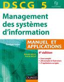 DSCG 5 - Management des systèmes d'information - 4e éd.