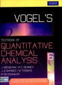Vogel s Quantitative Chemical Analysis