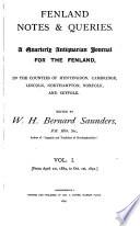 Fenland Notes & Queries