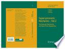 Supersymmetric Mechanics Vol 2 Book PDF