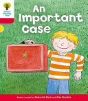 Books - An Important Case | ISBN 9780198482345