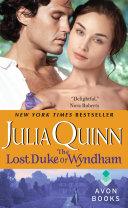 Pdf The Lost Duke of Wyndham