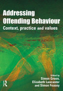 Addressing Offending Behaviour