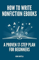 How to Write Nonfiction EBooks