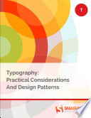 Typography  Practical Considerations And Design Patterns Book