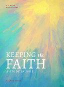 Keeping the Faith Pdf/ePub eBook