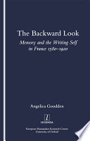 The Backward Look