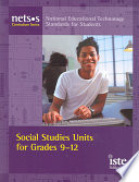 Social Studies Units For Grades 9 12 Book PDF
