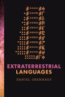 Extraterrestrial Languages Pdf/ePub eBook