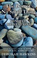 Pdf The Best of No Small Thing – Mindful Meditations Telecharger