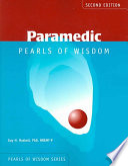 Paramedic Pearls of Wisdom