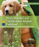 Pdf Warm-Blooded and Cold-Blooded Animals Explained Telecharger
