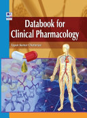 Databook For Clinical Pharmacology Book PDF