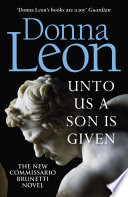 Unto Us a Son Is Given Book