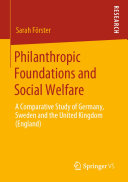 Philanthropic Foundations and Social Welfare