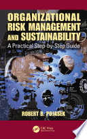 Organizational Risk Management and Sustainability Book