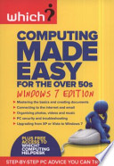 Computing Made Easy for the Overs 50s