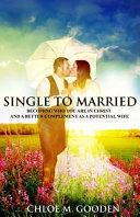 Single to Married Pdf/ePub eBook