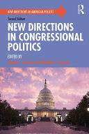 New Directions in Congressional Politics Pdf/ePub eBook
