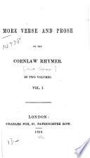 More Verse and Prose Pdf/ePub eBook
