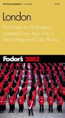 Fodor's London 2002