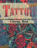 Tattoo Coloring Book Book