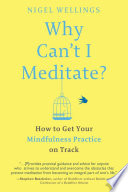 Why Can't I Meditate?