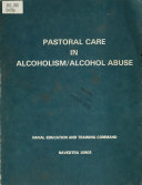 Pastoral Care in Alcoholism alcohol Abuse