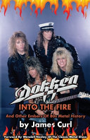 Dokken  Into The Fire And Other Embers Of 80s Metal History