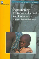 Repositioning Nutrition as Central to Development Book