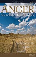 Pamphlet  Joni Anger