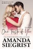One Taste of You [Pdf/ePub] eBook
