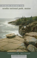 Field Guide to Acadia National Park  Maine