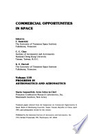 Commercial Opportunities in Space
